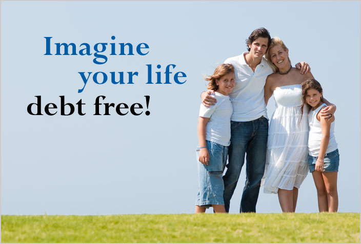 Imagine Your Life Debt Free - Stay out of Bankruptcy - Cameron-Okolita Inc.
